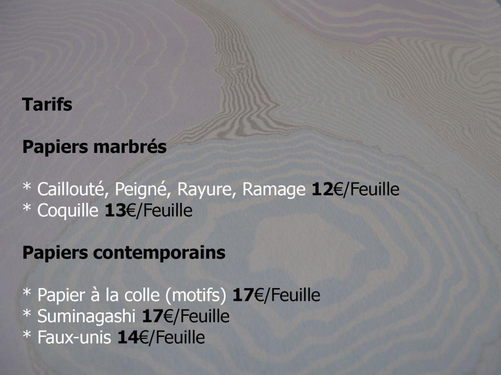 E-choppe-SylvieHournon-Suminagashi-Tarifs
