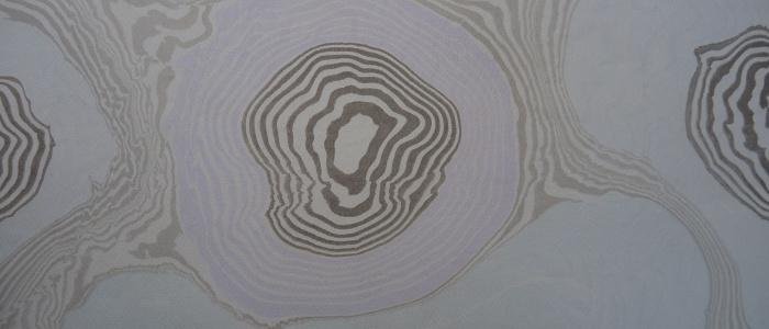 Papier contemporain Suminagashi [c] 2014-[y] Sylvie Hournon