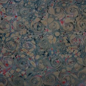 Papier marbre coquille-SylvieHournon-19