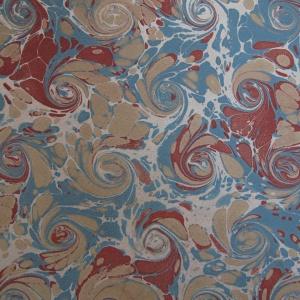 Papier marbre coquille-SylvieHournon-4