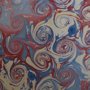 Papier marbre coquille-SylvieHournon-5