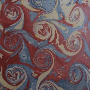 Papier marbre coquille-SylvieHournon-7