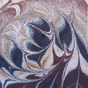 Papier marbre peigne-SylvieHournon-12